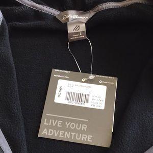 Eddie Bauer Tops - Eddie Bauer NWT fit dry fleece lined sweatshirt
